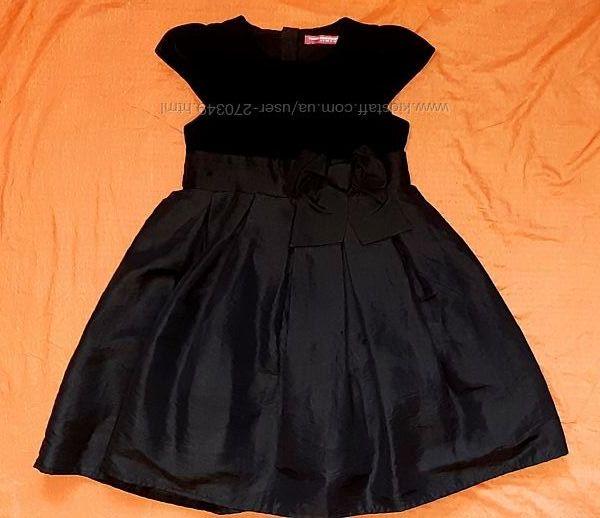 Нарядное платье young dimension 4-5 лет