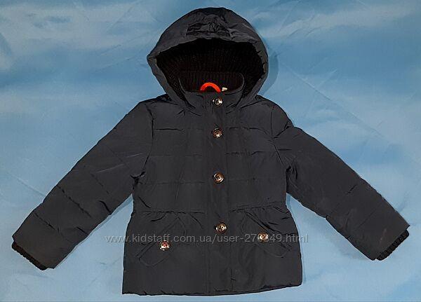 Зимняя куртка пуховик palomino, рост 110 см