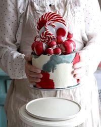 Новогодний декор и волшебный крем Ильзира Карагузина