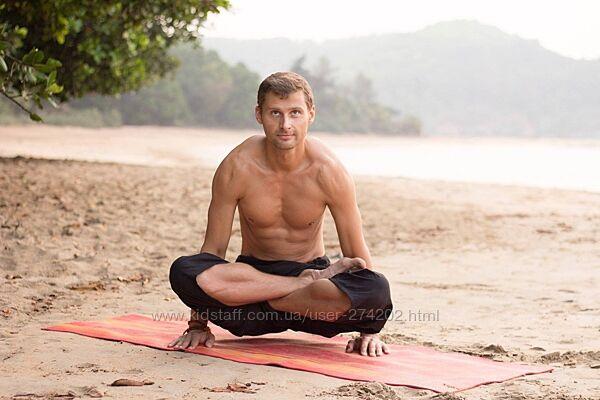 Йога для начинающих Алексей Соколовский