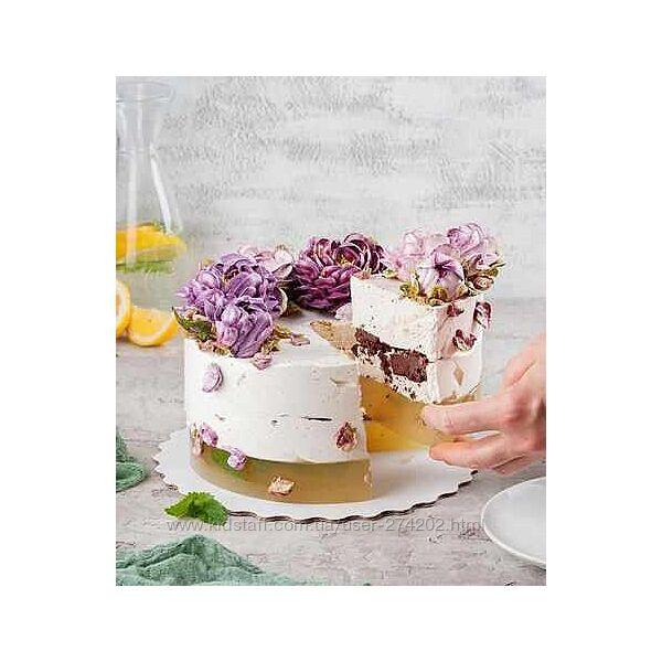 Кремовая флористика 7 сезон Зефирные торты, зефирная флористика malinovka