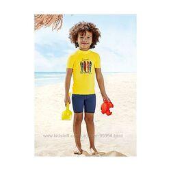 Пляжная мода с УФ-защитой Германия