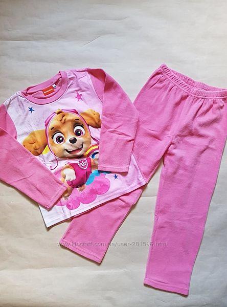 Пижама флис Disney 92-98, 116-122р