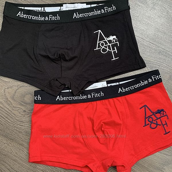 Трусы мужские боксерки Abercrombie & Fitch