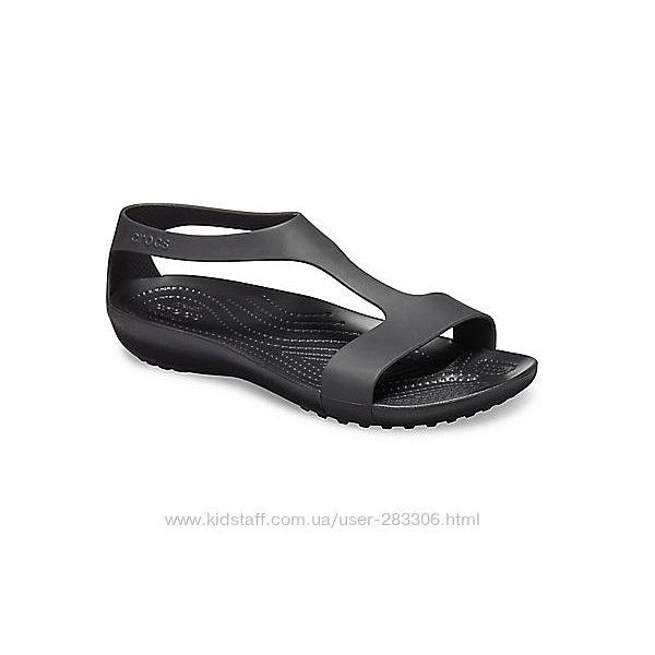 Босоножки Womens Crocs Serena Sandal