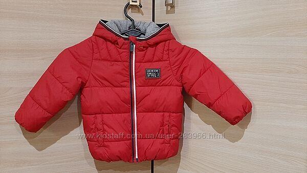 Демисезонная курточка  C&A Cunda, Германия. р.86