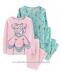 Розовая пижамка Картерс, 18 м. Поштучно