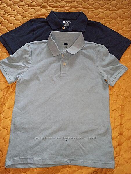 Фирменные футболки поло