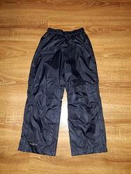 Штаны дождевик с подкладкой Mountain Warehouse на 7-8 лет