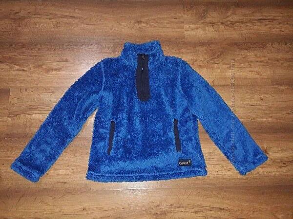 Пушистая флисовая кофта Gelert  на 9-10 лет